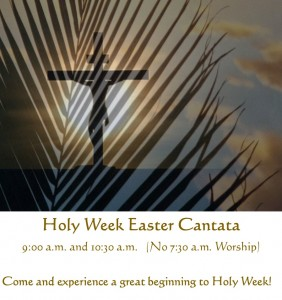Holy Easter Cantata