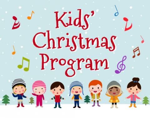 Grace Kids and Preshool Christmas Program (480 x 378 Pixel)