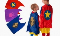 Super Hero Huddle (Lent for Kids)
