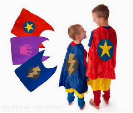 Super Hero Huddle (Lent for Kids)
